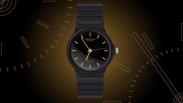 Vector watch design